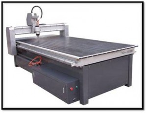 CNC Router Machine to make Acrylic letters, Cutouts, Stainless Steel sheet, ALuminium Sheet, Wood letters, Sunmica sheets