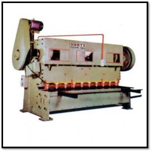 Sheet Cutting Machine to cut ALuminium, Mild Steel or any other metal sheet